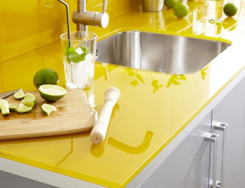 Επιλέγοντας υλικά για τον πάγκο & την πλάτη της κουζίνας μας